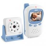 Opiniones y precio del vigilabebesChicco Baby Monitor Basic Smart – Vigilabebés con cámara video, con visión nocturna